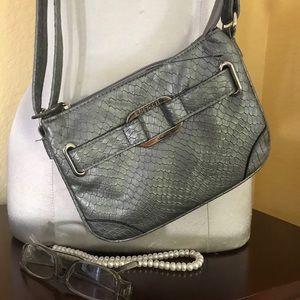 ROSETTI crossbody bag in gray